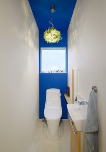 つくばみらい市の新築一戸建てのトイレ