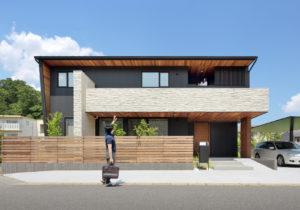 茨城県守谷市での注文住宅施工事例
