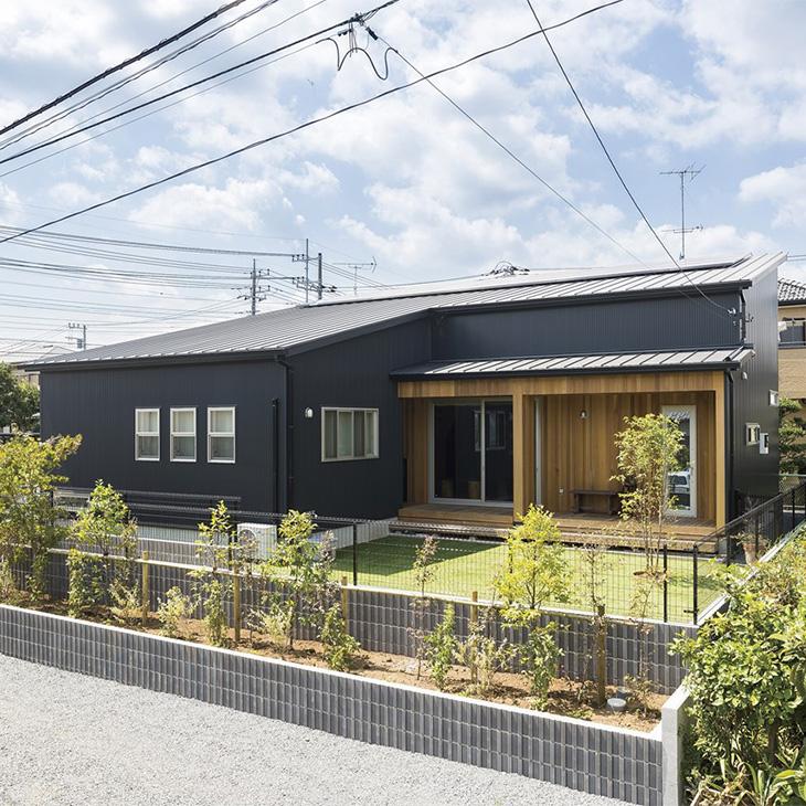 つくばみらい市でのリノベーション住宅施工例