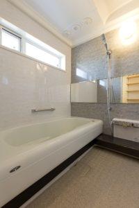 土浦市の新築一戸建ての浴室