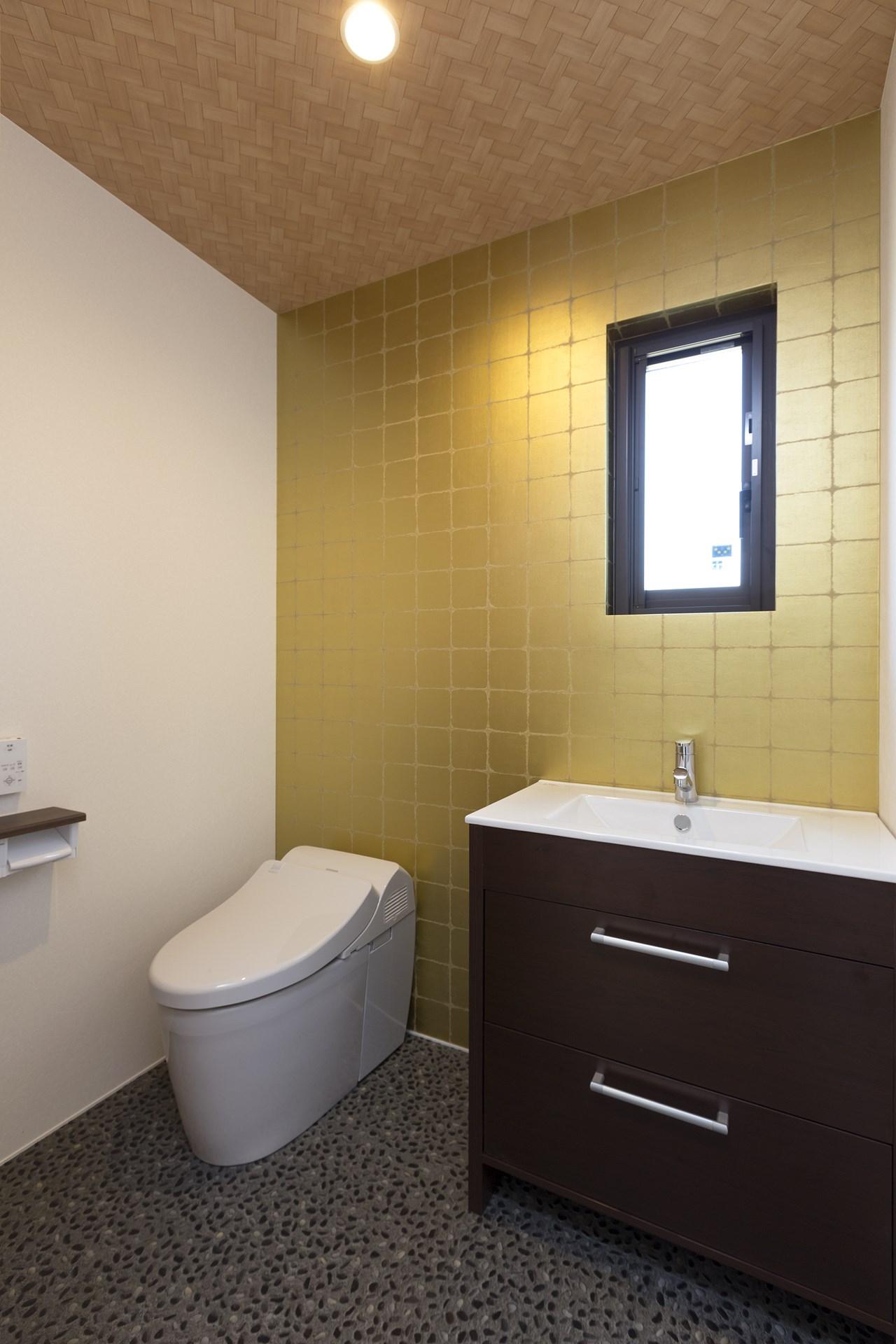 土浦市の新築一戸建てのトイレ